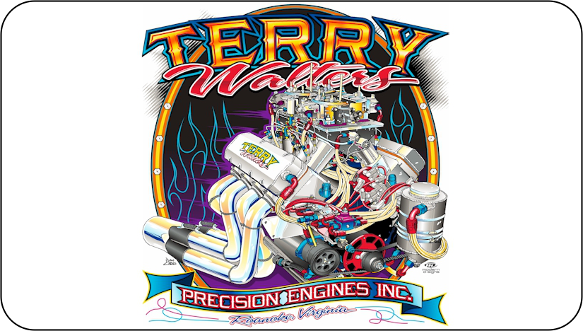 Terry Walters Racing Pic1